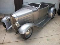 "1930/1931 Ford ""Brookville 6"" stretch cab Roadster"""