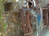 1930-31 FORD MODEL A FRAME & MISC. PARTS..... SUCH AS