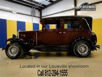1930 Chevrolet 4 Door Sedan Street Rod. This is a great