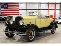 The 1930 Desoto Rumble seat Roadster offered here is a