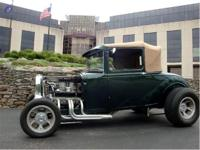 "€ 1930 FORD MODEL A SPORT COUPE € ""THE"