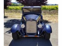 This Car is Immaculate. This is a 1930 Ford Model A,