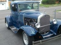 1930 Ford Model A 5 Window Coupe (PA) - $55,000