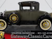 Stock #61HOU Up for sale in the Houston showroom is a