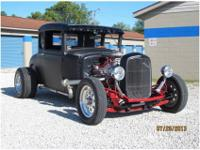 1930 Ford coupe 5 window all steel HENRY FORD freshly