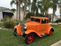 1930 Ford Model A (FL) - $27,900 Top to bottom