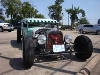 1930 Model A Rat Rod Hardcore ***CUSTOM BUILD*** ONE OF