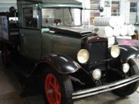 $12,500 1930 International truck,excellant