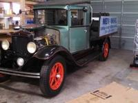 1930 International truck,excellant condition,runs,