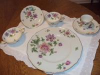 Antique 1930's China- Barbara by Franconia-Krautheim