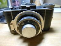 1930's Ihagee electronic camera. Total. Serial #