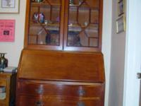 Selling my 1930's Governor Winthrop Drop Down Secretary