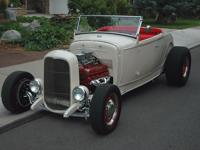 1930 Henry Ford Steel Roadster Rust Free Original Body
