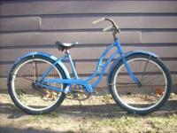 1930's Schwinn 24'' ladies cruiser skip link 95%