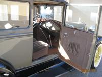 This 1931 Deluxe Tudor Model A was purchased in Milton