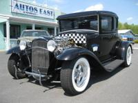 Wow, Wow, Wow! 31 Ford 5 window coupe! Price reduced!