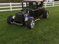 Stunning 31  Ford 5 Window Coupe HotRod,Hot Rod,