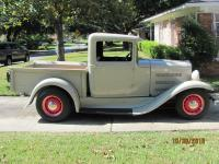 1931 FORD HOTROD MODEL A PICKUP TRUCK . ORIGINAL STEEL