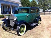 The Ford Model A of 19271931 also colloquially called