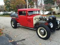 Frame:1931 model A frame1932 K member, front axle,