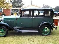 This Ford Model A is in show quality condition! All