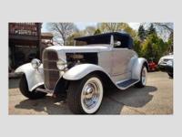 1931 Ford Model A Original Steel Body Fully Restored