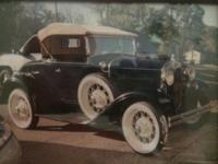 1931 Ford Model A for sale (OH) - $22,000 '31 Ford
