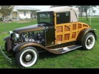 1931 Ford Model A for sale (TX) - $50,000. Completely