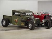 1931 FORD STREET ROD THIS CAR WAS HAND-BUILT WITH THE