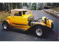 I am offering you an ALL STEEL 1931 Ford Roadster that