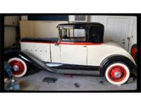 1931 HUDSON 3 WINDOW GREAT 8 COUPESTRIGHT 8 ENGINE3