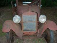 1931 Model AA for parts or whole. Solid chassis with No