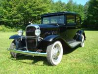 1931 Oldsmobile F31 Standard Rare Antique classic,