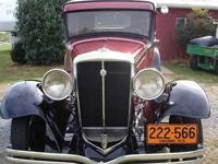 1931 Studebaker Sedan for sale (VA) - $17,900 '31