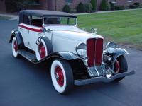 Fabulous 1932  Auburn Custom 8 Dual Ratio Phaeton!!!!