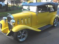1932 Chevrolet Custom 2dr All Steel Street Rod, nice