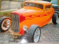 BUILDER: Lakeside Rods Rockwell, IA, Winner 2006 Ridler