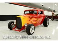 This 1932 Ford Model B (Stock # F1093) is available in