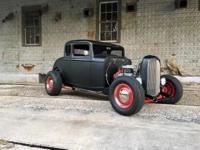 1932 Ford 5 Window Coupe Old School Duce. 1932 Ford