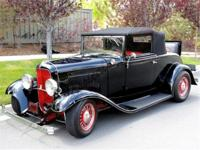 1932 Ford Cabriolet In the world of 32 Fords the