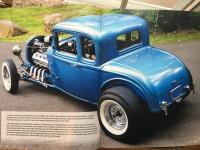 1932 Ford Coupe 5 Window Custom Hemi-Powered Classic