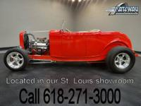 1932 Ford 3 window coupe for sale in St. Louis, MO.