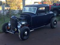 I have a real 32 ford .very nice body it was restored