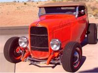 1932 Ford Roadster Some say there are no guarantees in