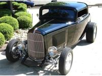This is not your everyday 1932 Ford! This classic coupe