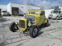 1932 Ford Deuce Coupe American Graffiti This is a high