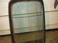 For Sale: an original Henry Ford Steel Grille and