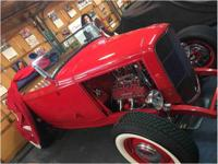 Year : 1932 Make : Ford Model : Highboy Exterior Color