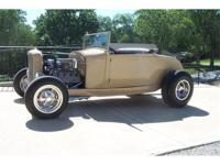 Here is a very nice 32 Ford Highboy roadster, has 50""