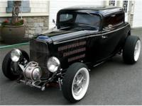 1932 Ford 3 Window Coupe When it comes to Hiboy 1932s